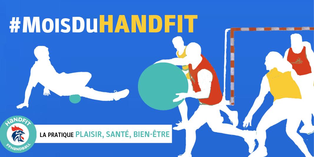 Mois du Handfit Accueil site internet