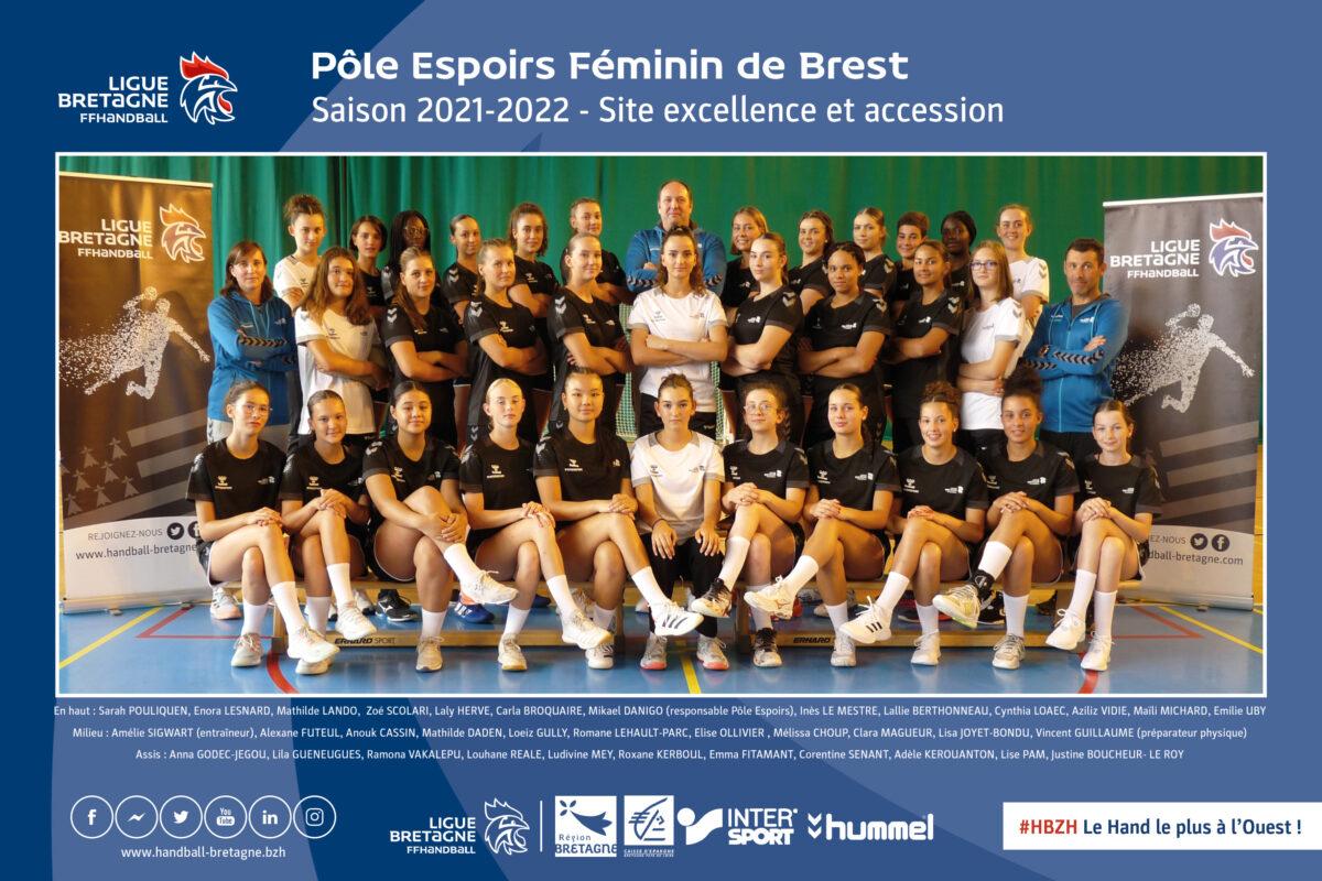 2021 2022 Poster Brest Excellence